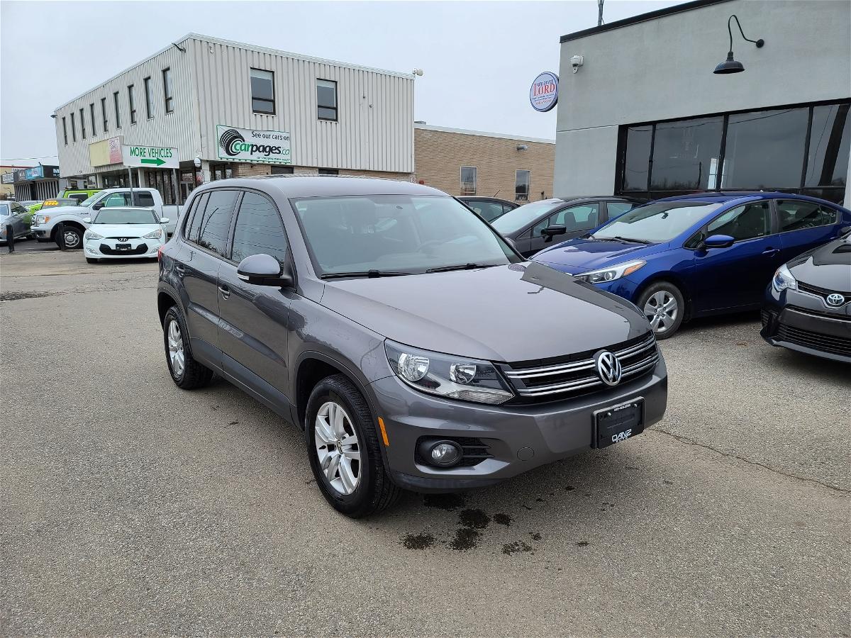 2012 - Volkswagen - Tiguan - WVGBV7AX7CW001772