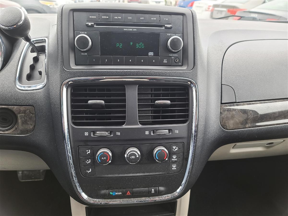2011 - Dodge - Grand Caravan - 2D4RN4DG7BR736517