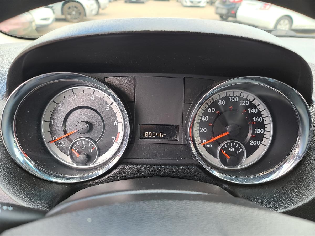 2013 - Dodge - Grand Caravan - 2C4RDGBG8DR500143