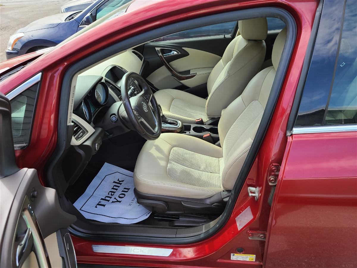 2012 - Buick - Verano - 1G4PP5SKXC4220972