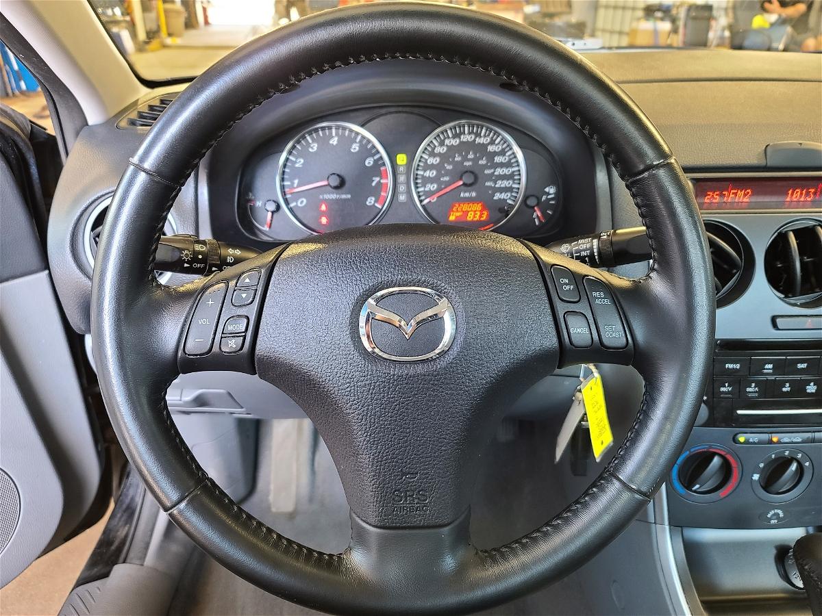 2006 - Mazda - MAZDA6 - 1YVFP80D665M37823