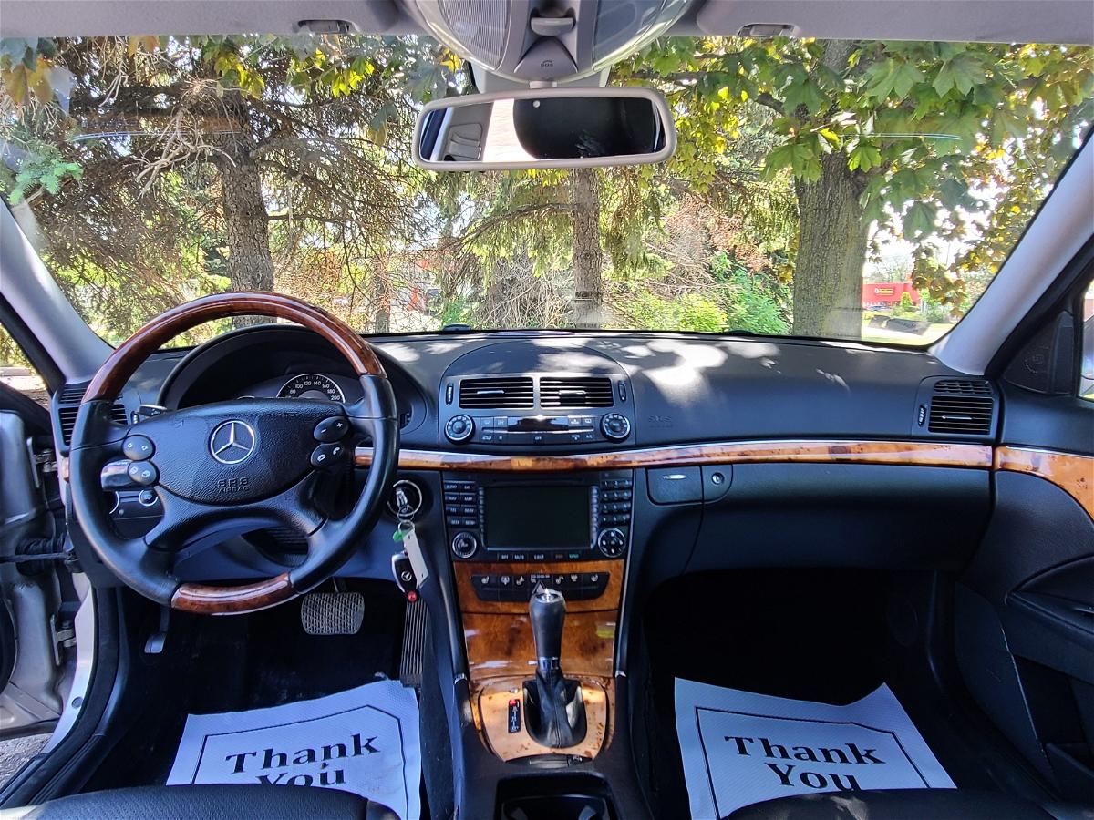 2008 - Mercedes-Benz - E-Class - WDBUF22X18B224415