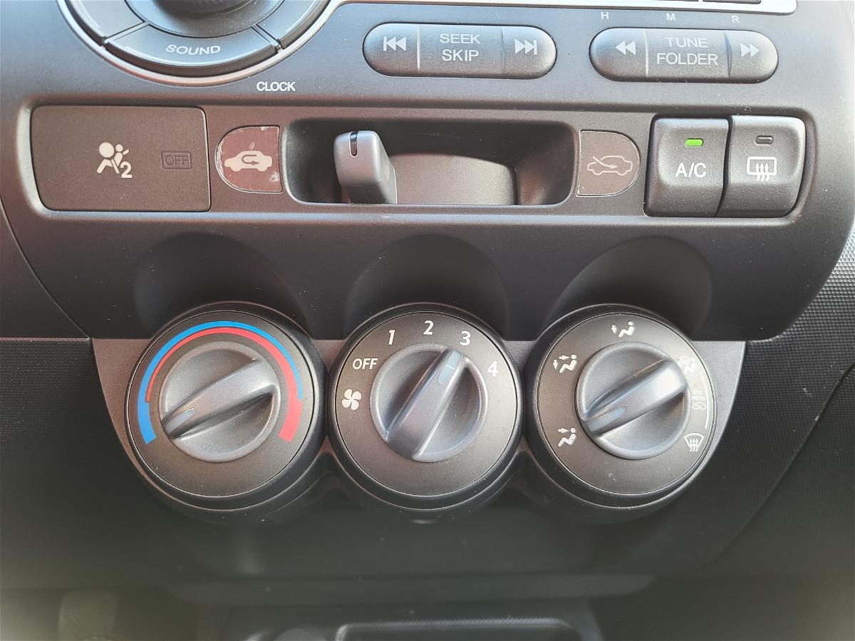 2007 - Honda - Fit - JHMGD37687S801738