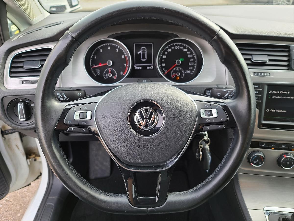 2016 - Volkswagen - Golf - 3VW217AU2GM042870