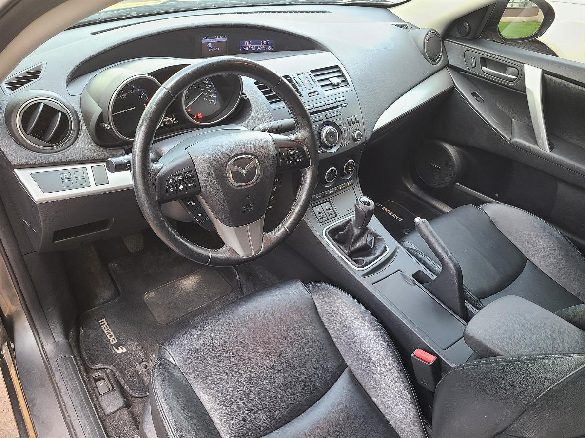 2013 - Mazda - MAZDA3 - JM1BL1V73D1710814