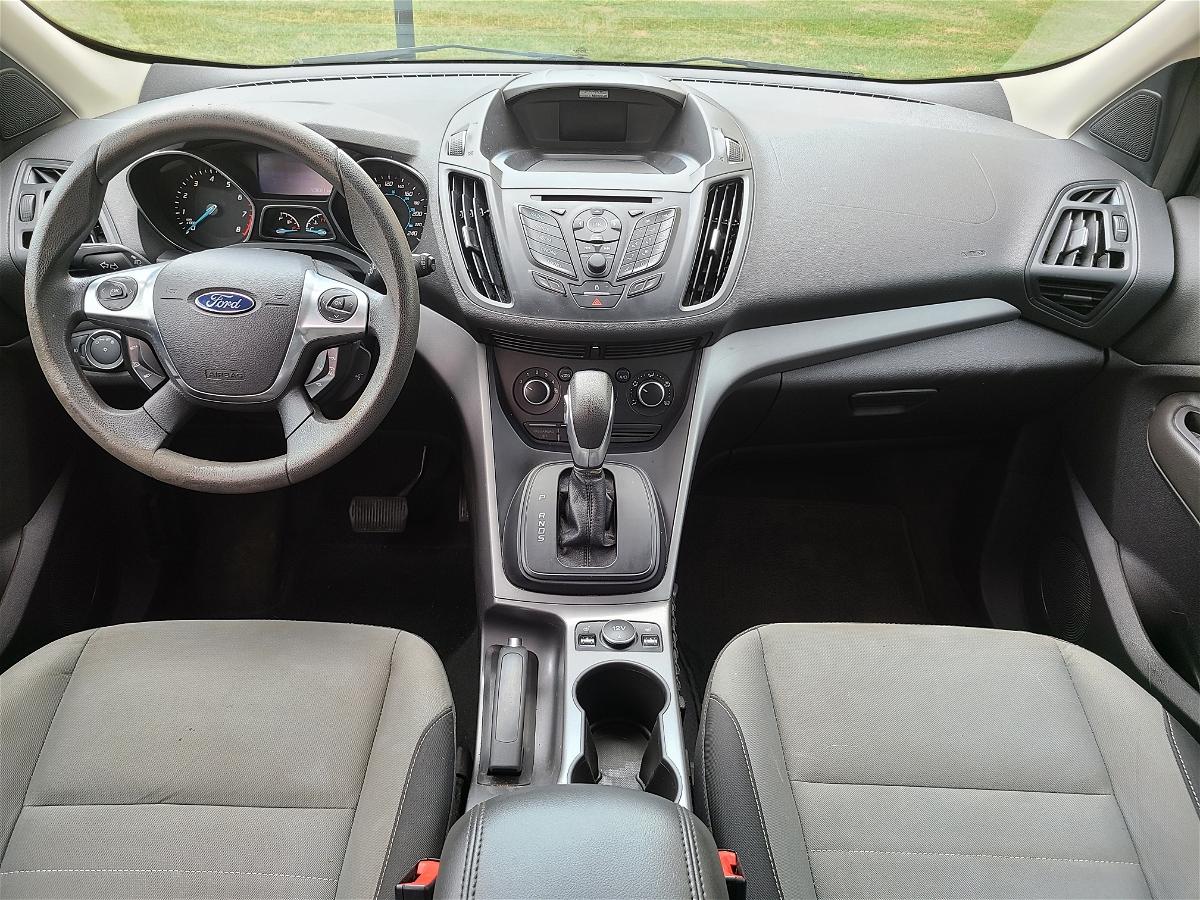 2014 - Ford - Escape - 1FMCU9GX8EUD39027