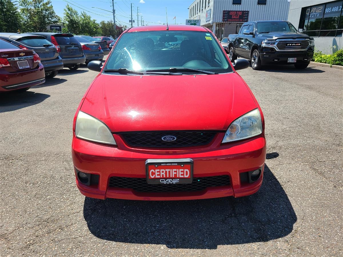 2007 - Ford - Focus - 1FAFP31N87W281334
