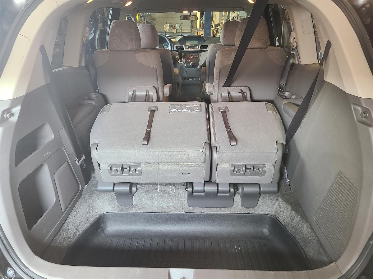 2012 - Honda - Odyssey - 5FNRL5H21CB501213