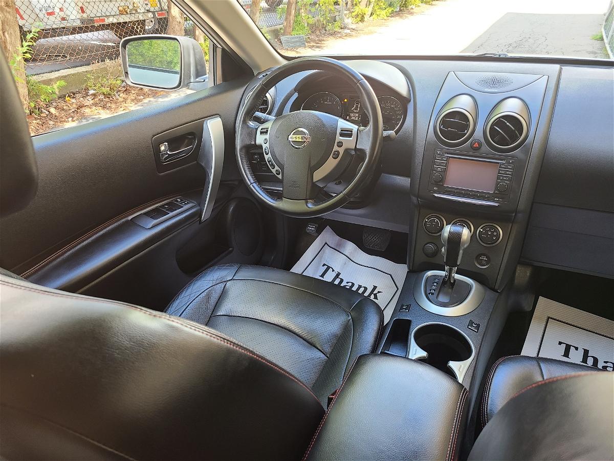 2011 - Nissan - Rogue - JN8AS5MV7BW260031