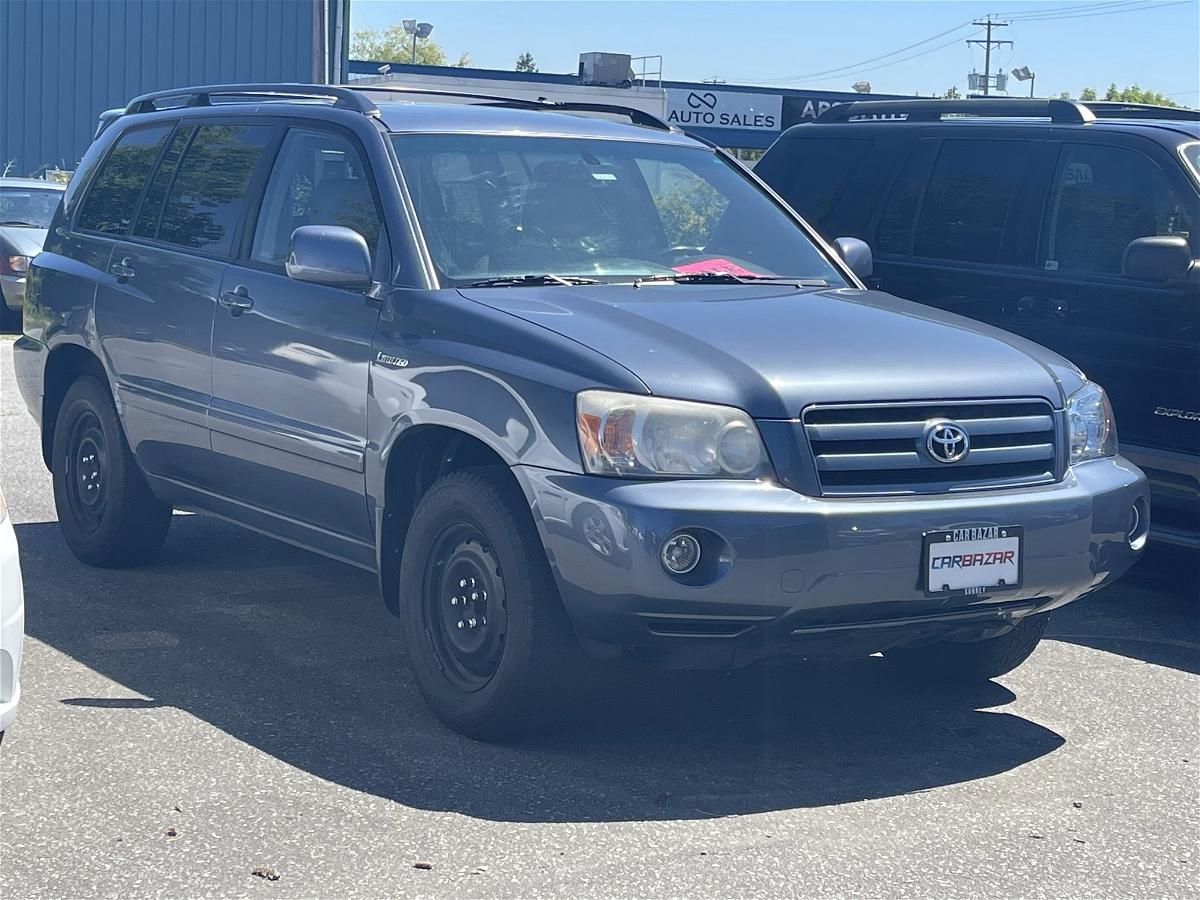 2006 - Toyota - Highlander - JTEEP21AX60142994