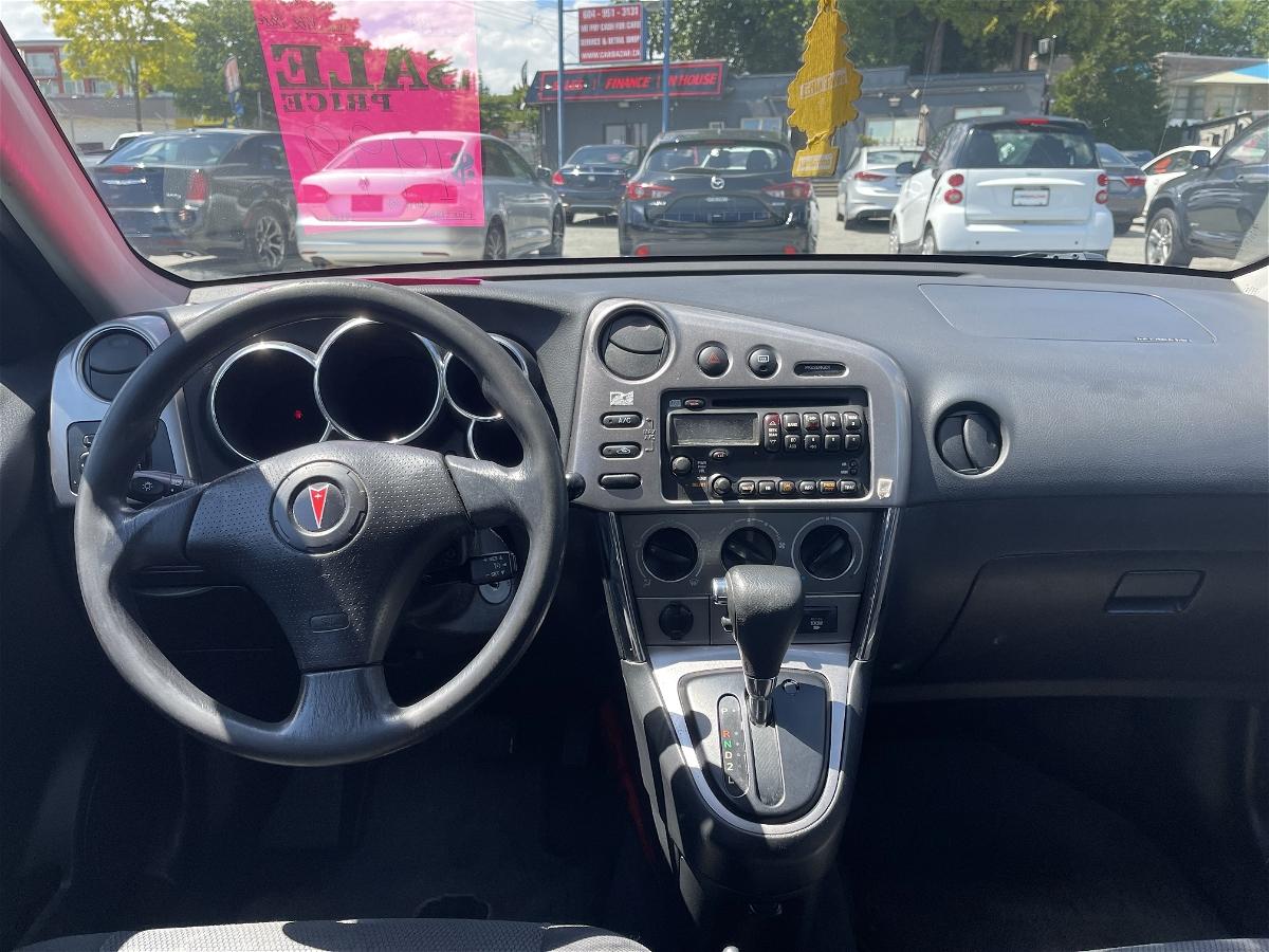 2007 - Pontiac - Vibe - 5Y2SL65857Z431487