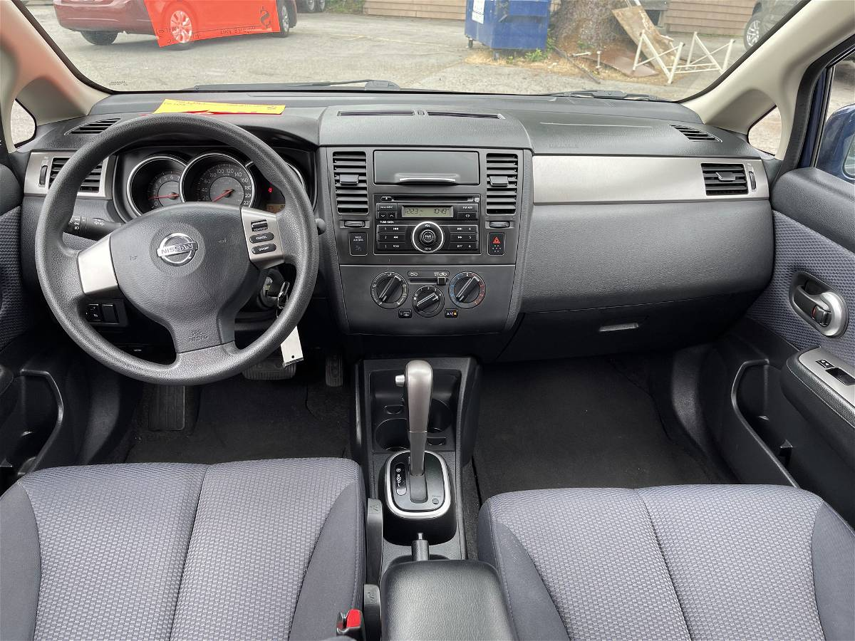 2007 - Nissan - Versa - 3N1BC13E97L423446
