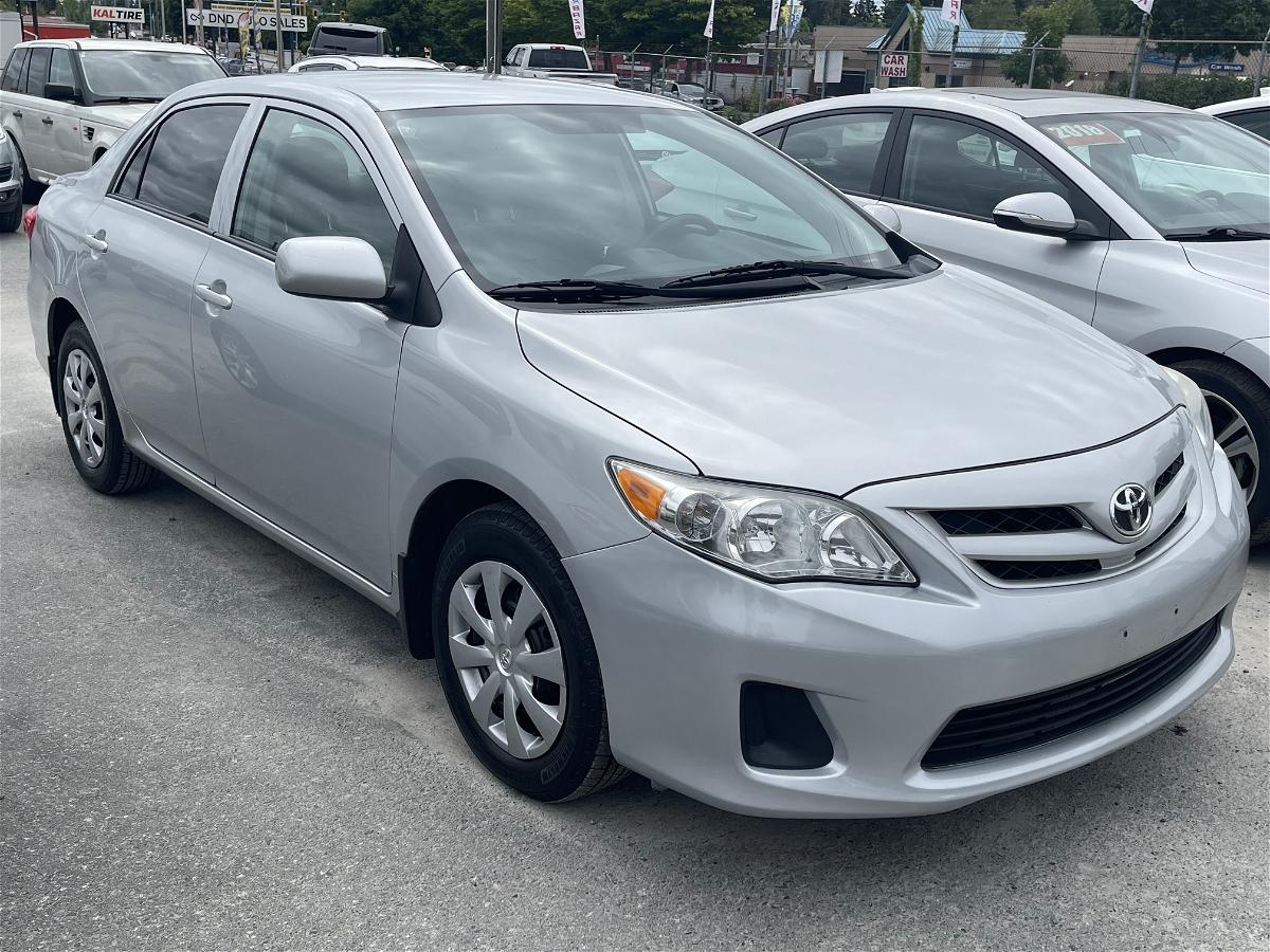 2013 - Toyota - Corolla - 2T1BU4EE4DC083601