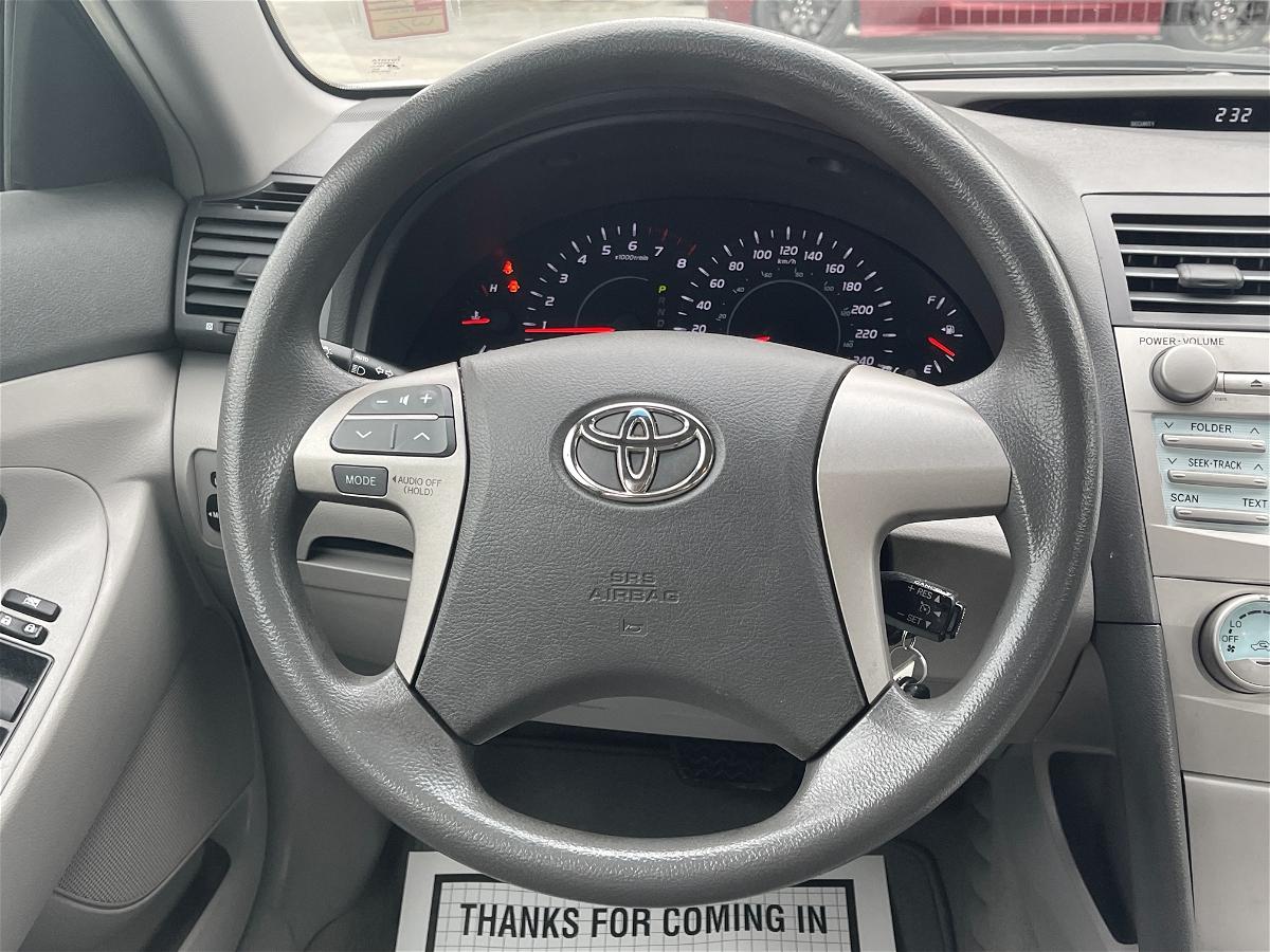 2007 - Toyota - Camry - 4T1BE46K57U655974