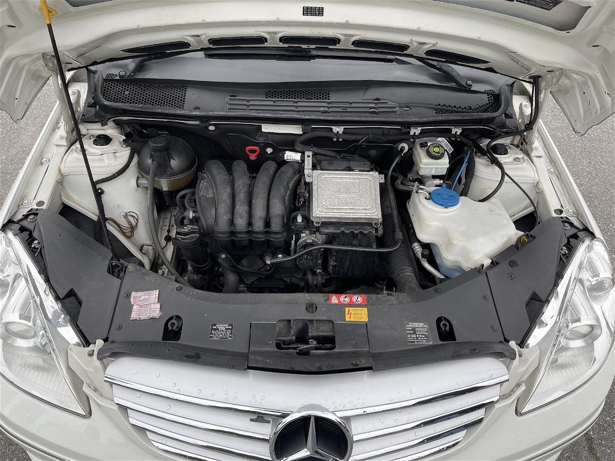 2007 - Mercedes-Benz - B-Class - WDDFH33X17J151842