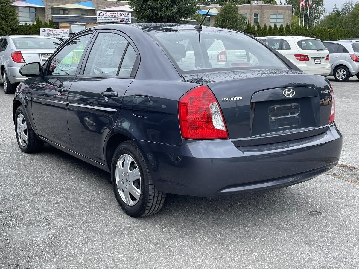 2009 - Hyundai - Accent - KMHCN45C79U324766