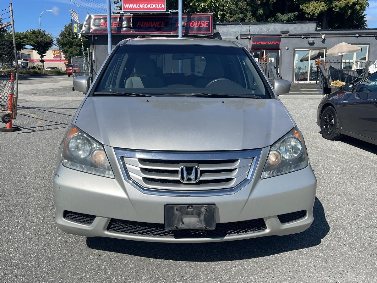 2008 - Honda - Odyssey - 5FNRL38468B502550