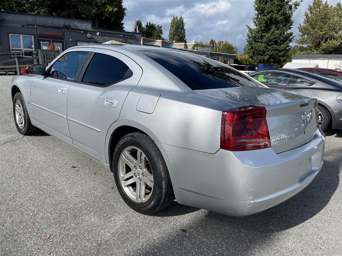 2006 - Dodge - Charger - 2B3KA43G06H182150