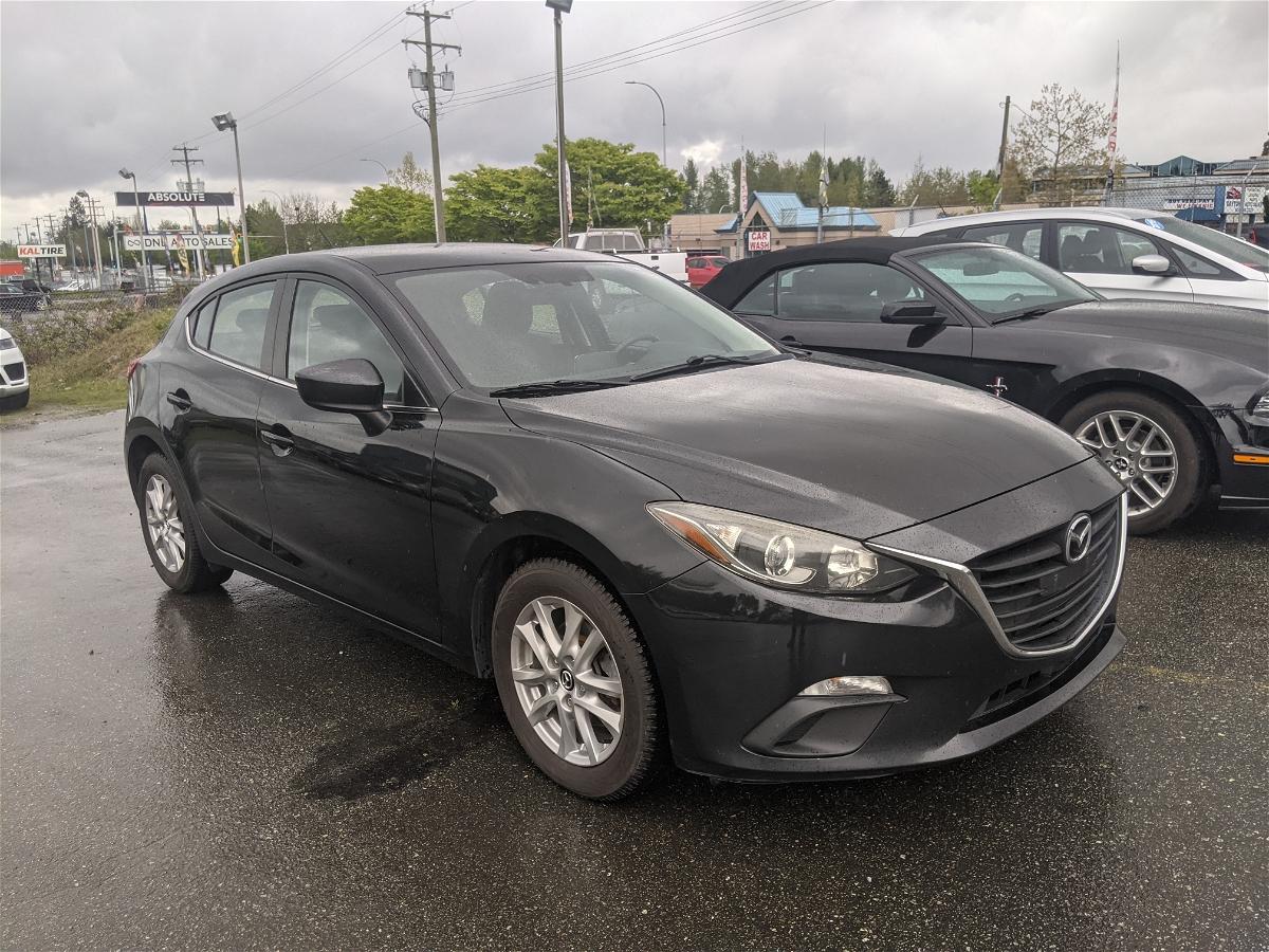 2014 - Mazda - Mazda3 - JM1BM1L76E1186351