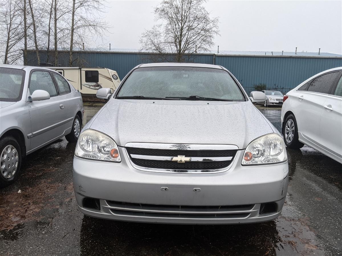 2005 - Chevrolet - Optra - KL1JK59Z45K091922