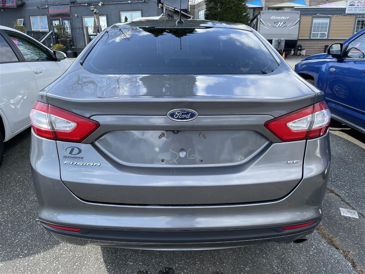 2013 - Ford - Fusion - 3FA6P0H71DR223926