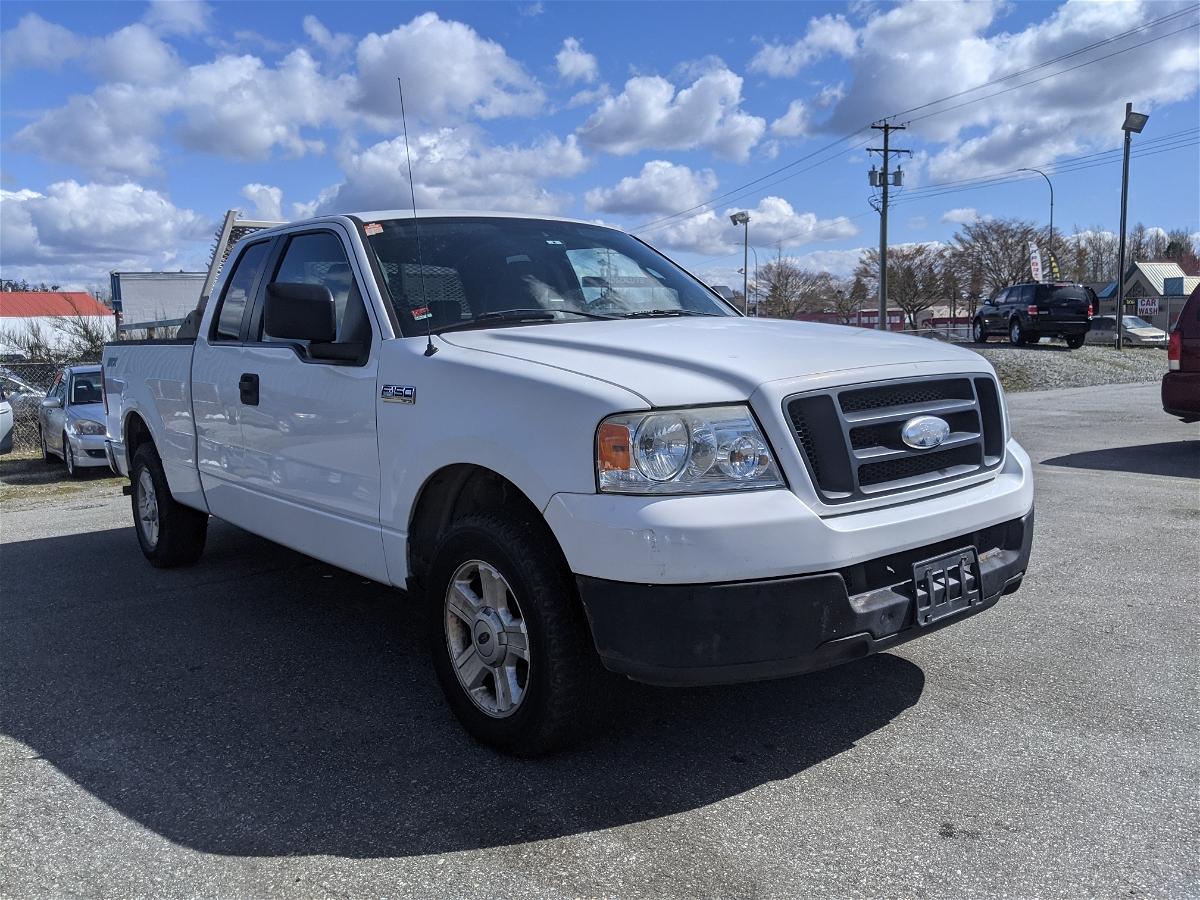 2005 - Ford - F-150 - 1FTRX12W15NB29787
