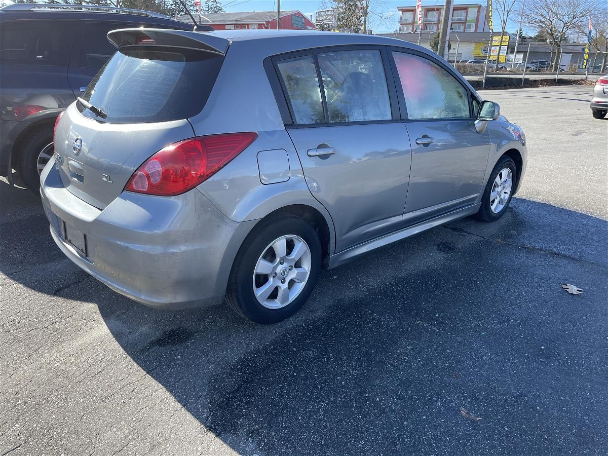 2008 - Nissan - Versa - 3N1BC13E78L424936