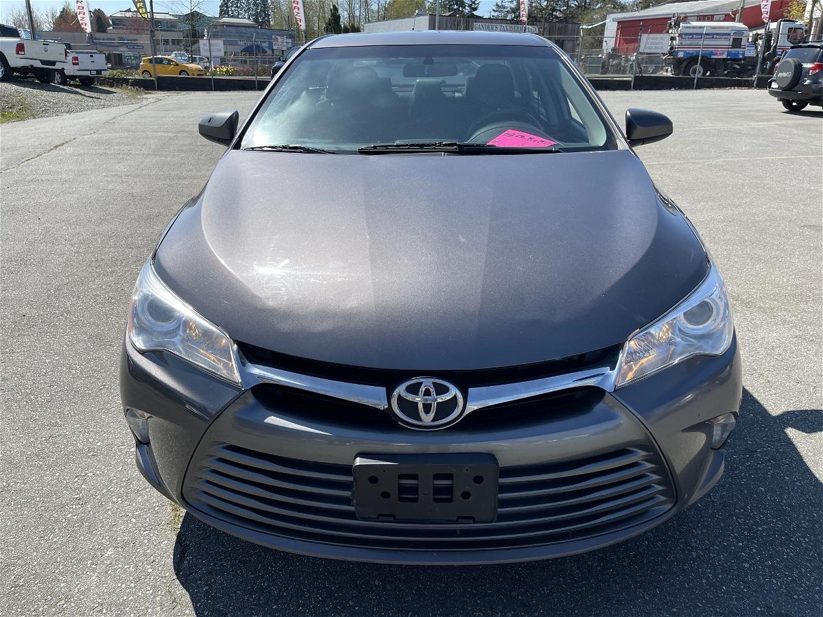 2016 - Toyota - Camry - 4T1BF1FK9GU203974