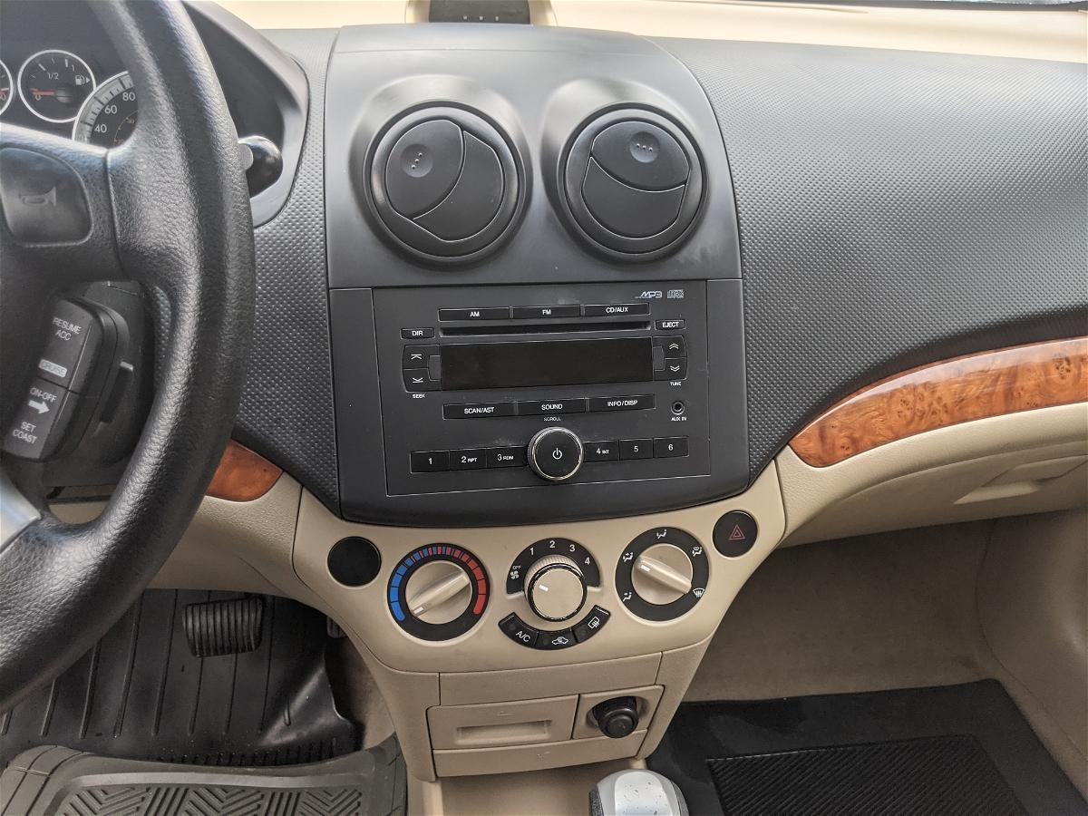 2007 - Chevrolet - Aveo - KL1TG55667B083653