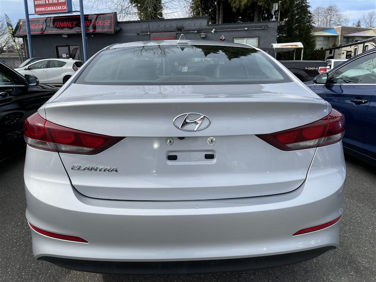 2018 - Hyundai - Elantra - KMHD84LF8JU520616