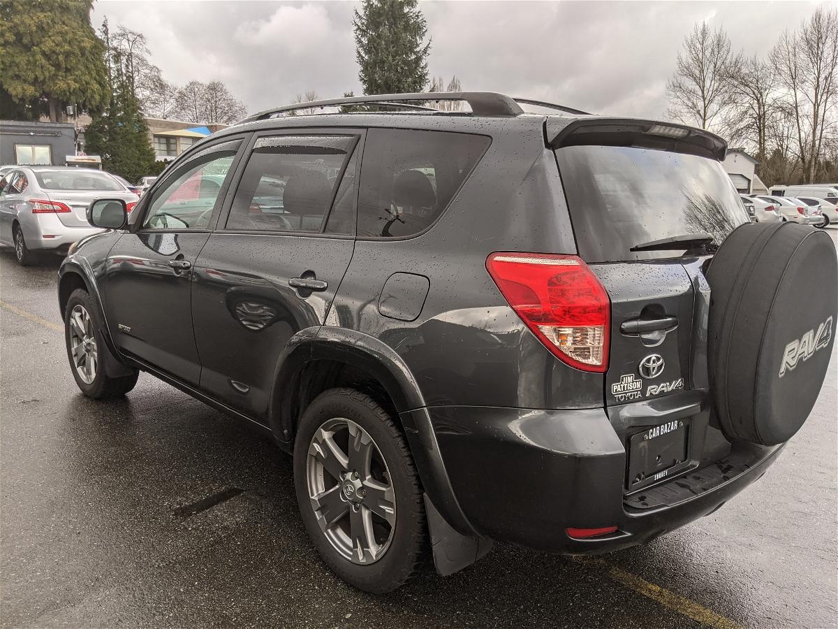2008 - Toyota - RAV4 - JTMBK32V985049077
