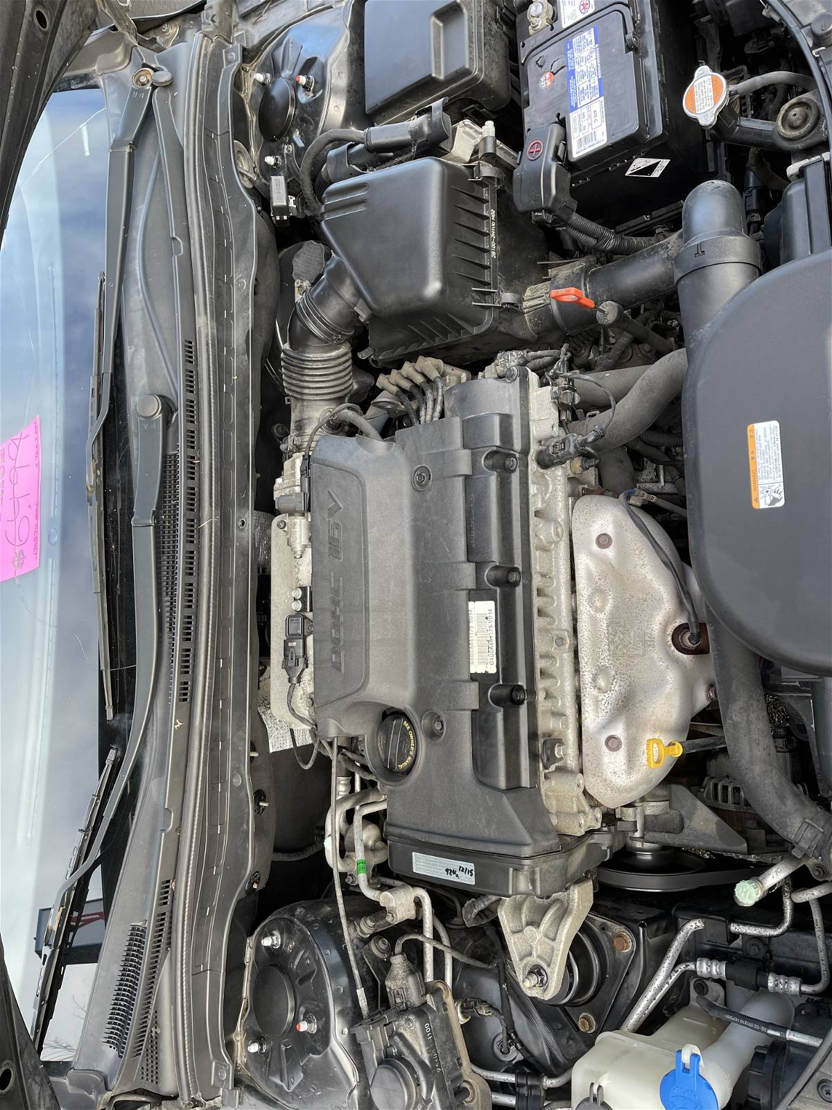 2011 - Hyundai - Elantra Touring - KMHDB8AEXBU086154