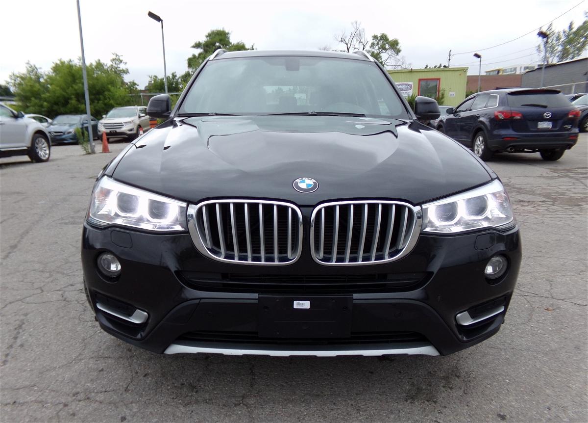 2016 - BMW - X3 - 5UXWY3C57G0N87026