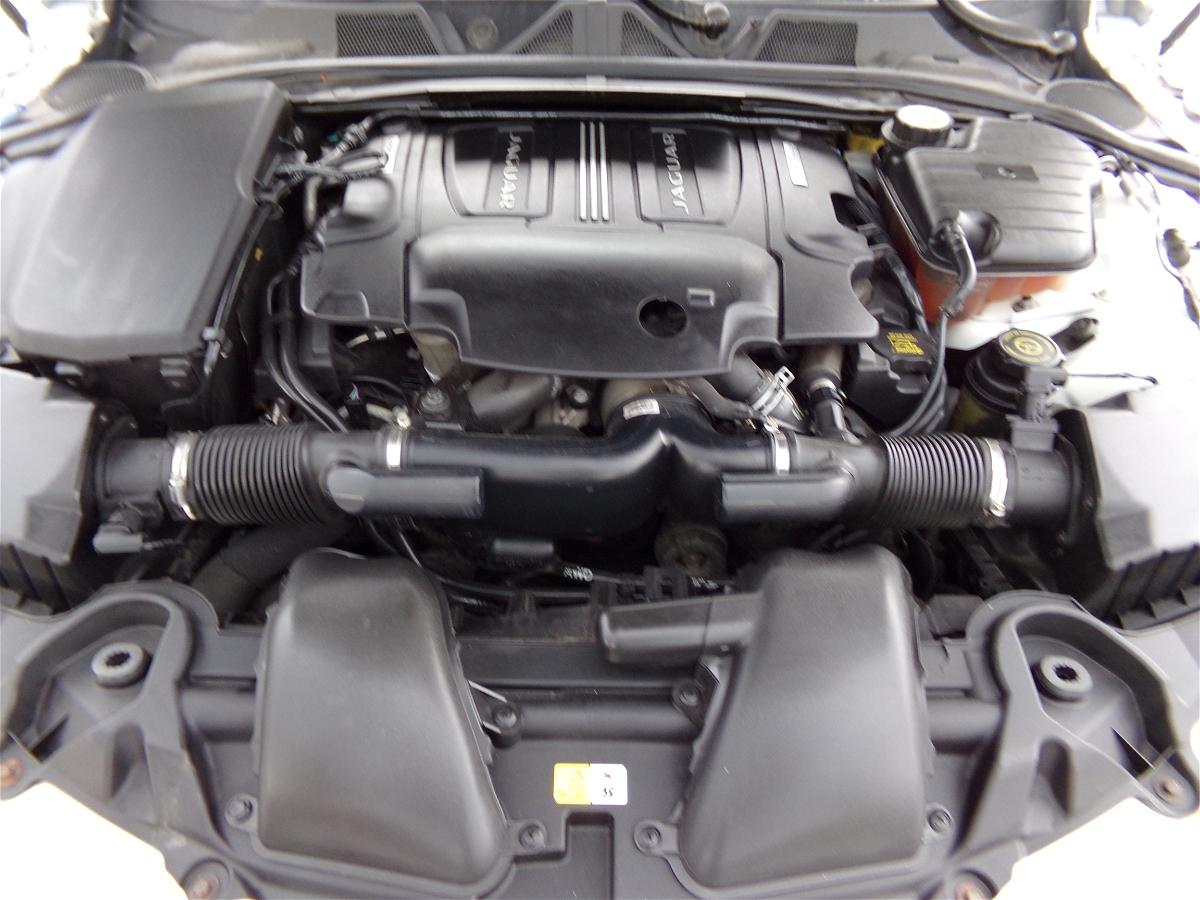 2014 - Jaguar - XF-Series - SAJXJ0EF7E8U19501