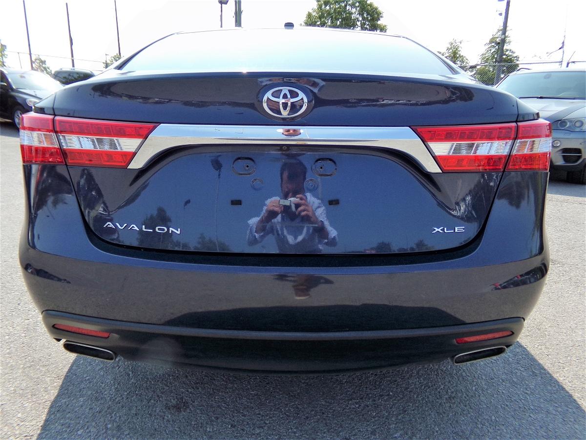 2014 - Toyota - Avalon - 4T1BK1EB0EU085582