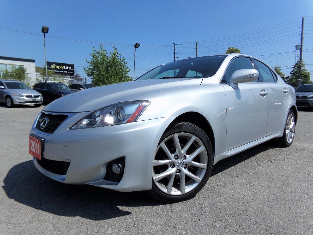 2011 - Lexus - IS - JTHCF5C29B5044735