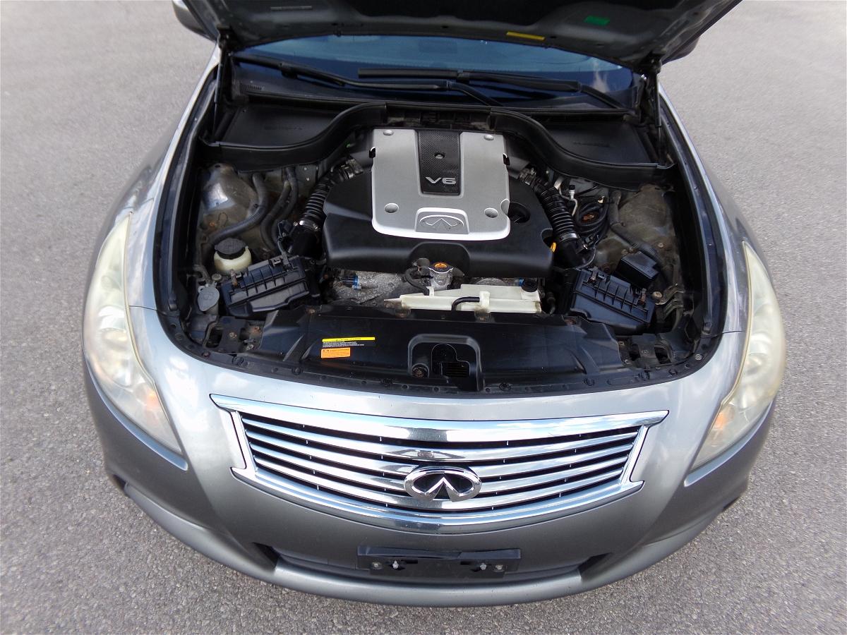 2011 - Infiniti - G Sedan - JN1DV6AR8BM650132