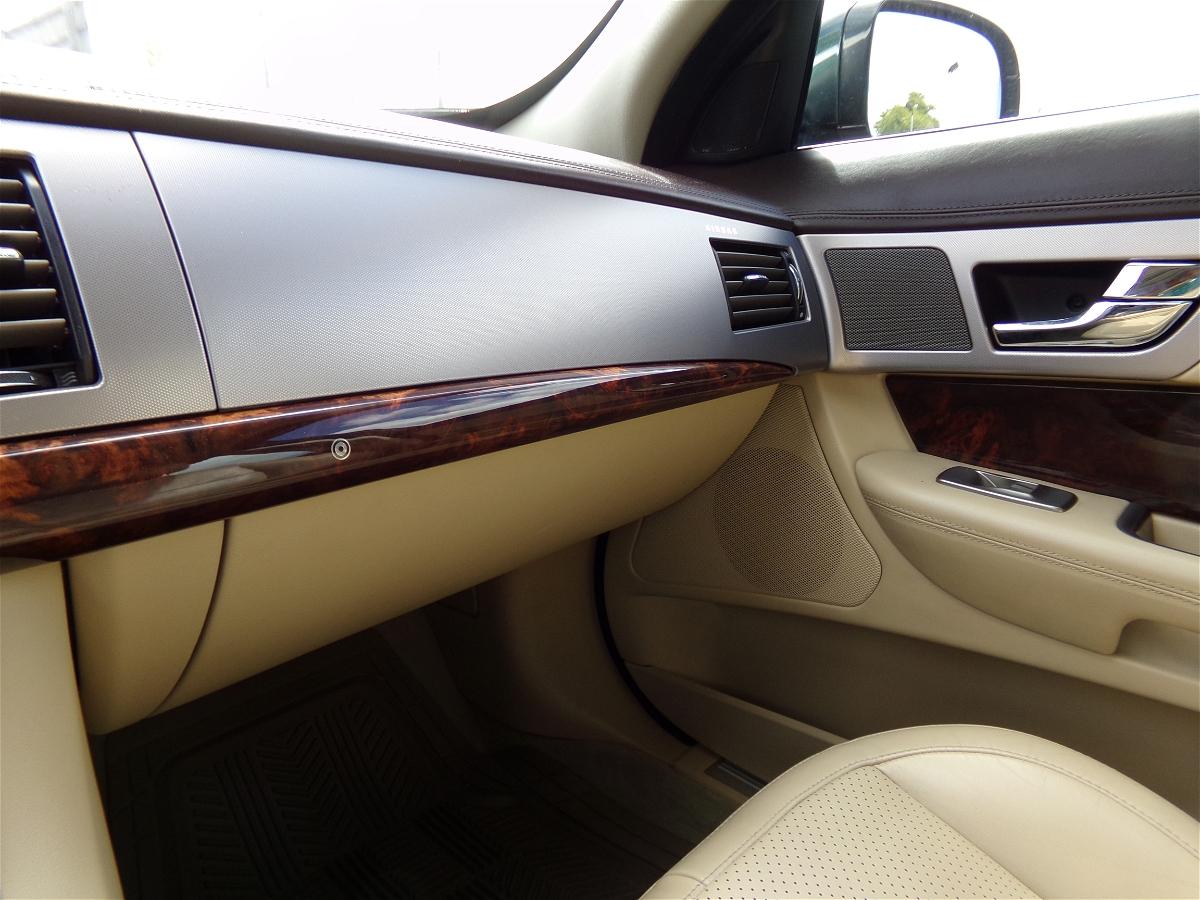 2011 - Jaguar - XF-Series - SAJXA0GB6BLR80419