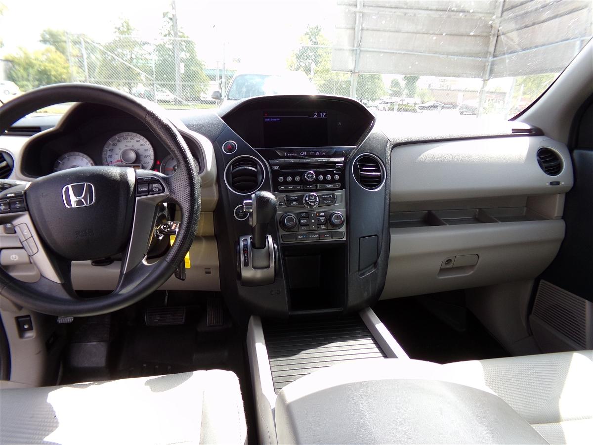 2015 - Honda - Pilot - 5FNYF4H24FB501224
