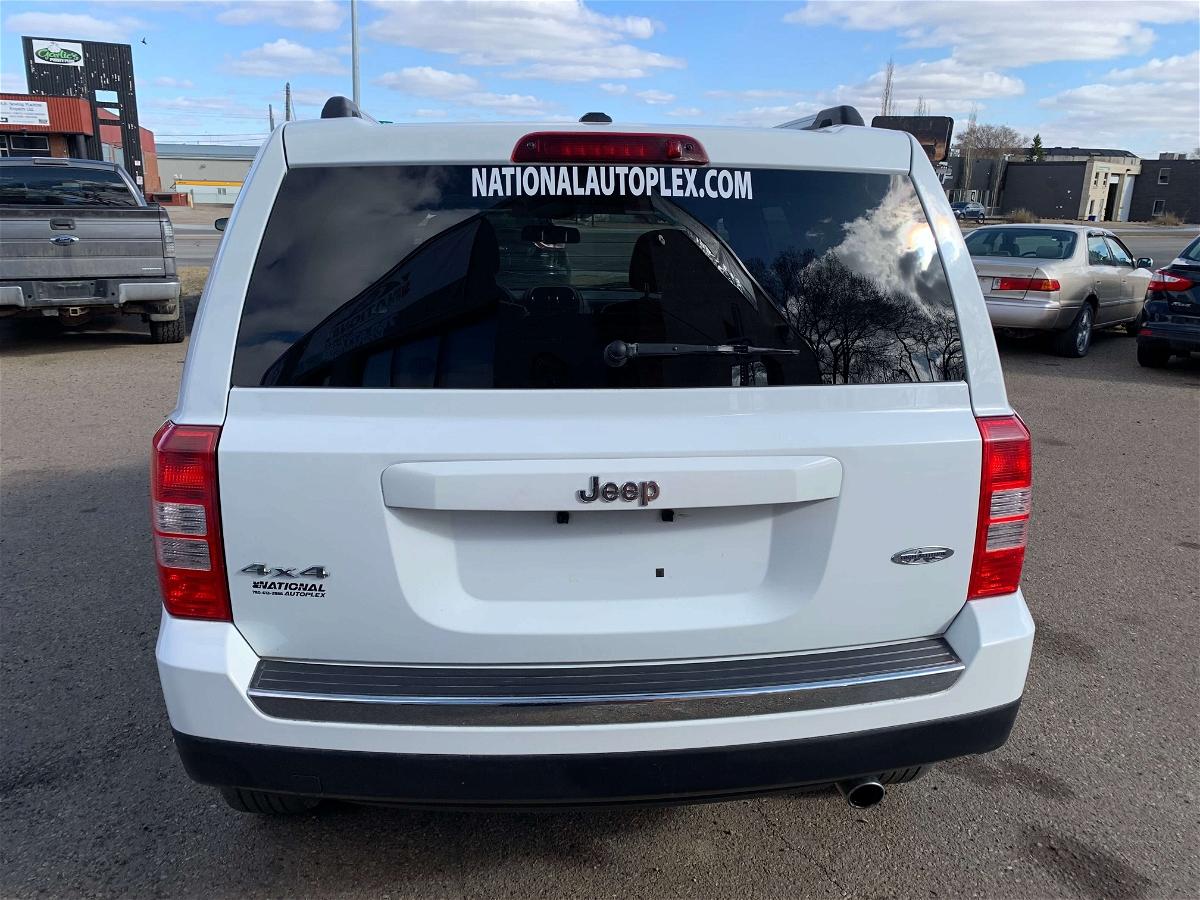 2016 - Jeep - Patriot - 1C4NJRAB2GD709782