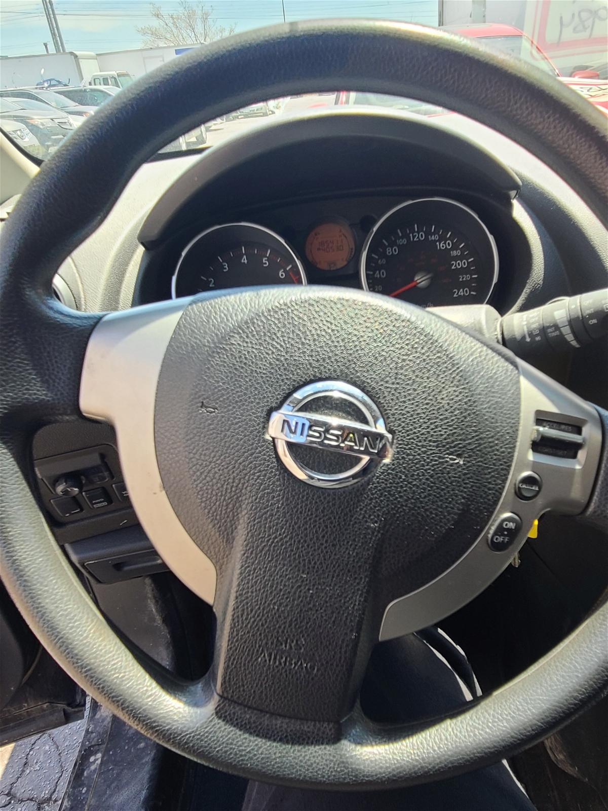 2008 - Nissan - Rogue - JN8AS58V88W409789