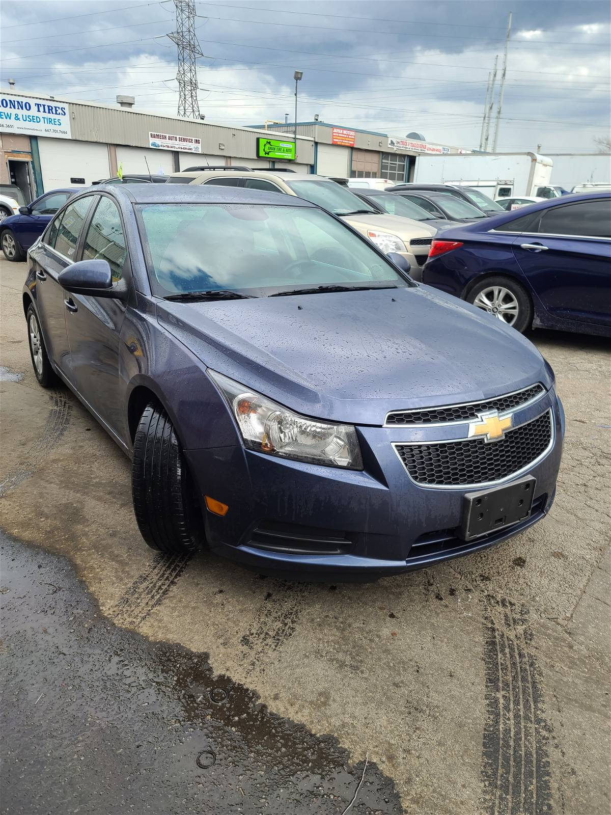 2014 - Chevrolet - Cruze - 1G1PC5SBXE7316966
