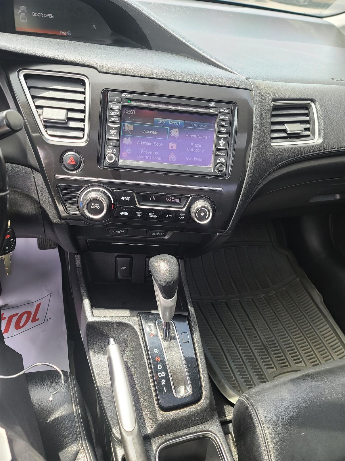 2013 - Honda - Civic - 2HGFB2F76DH001645