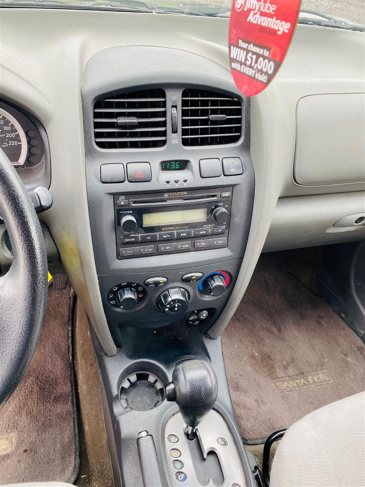 2006 - Hyundai - Santa Fe - KM8SB13D96U052134