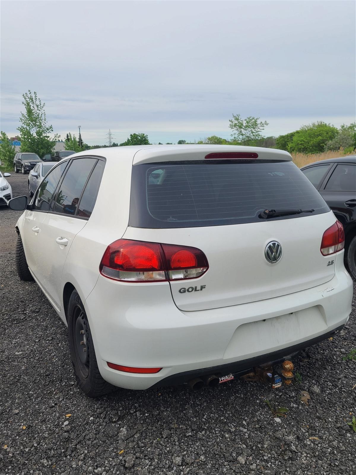 2013 - Volkswagen - Golf - WVWDA7AJ6DW060916