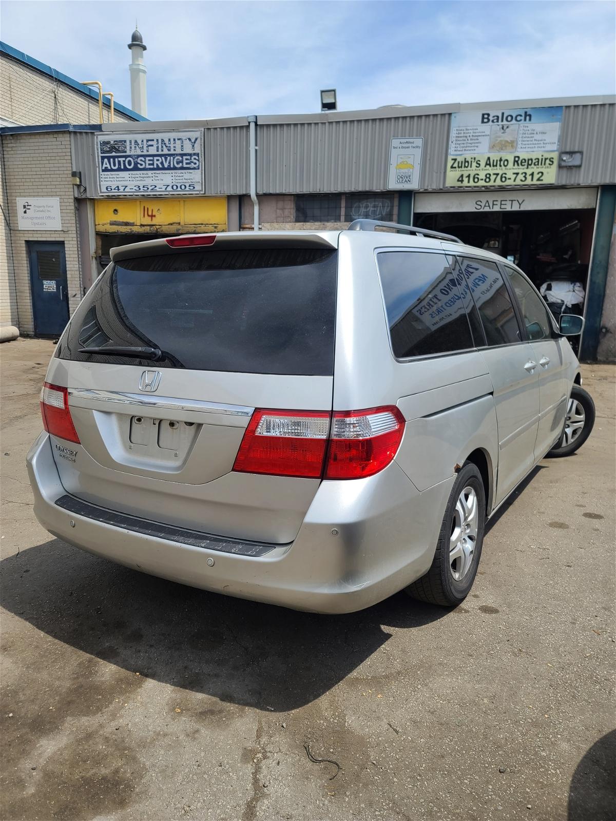 2007 - Honda - Odyssey - 5FNRL38817B507429