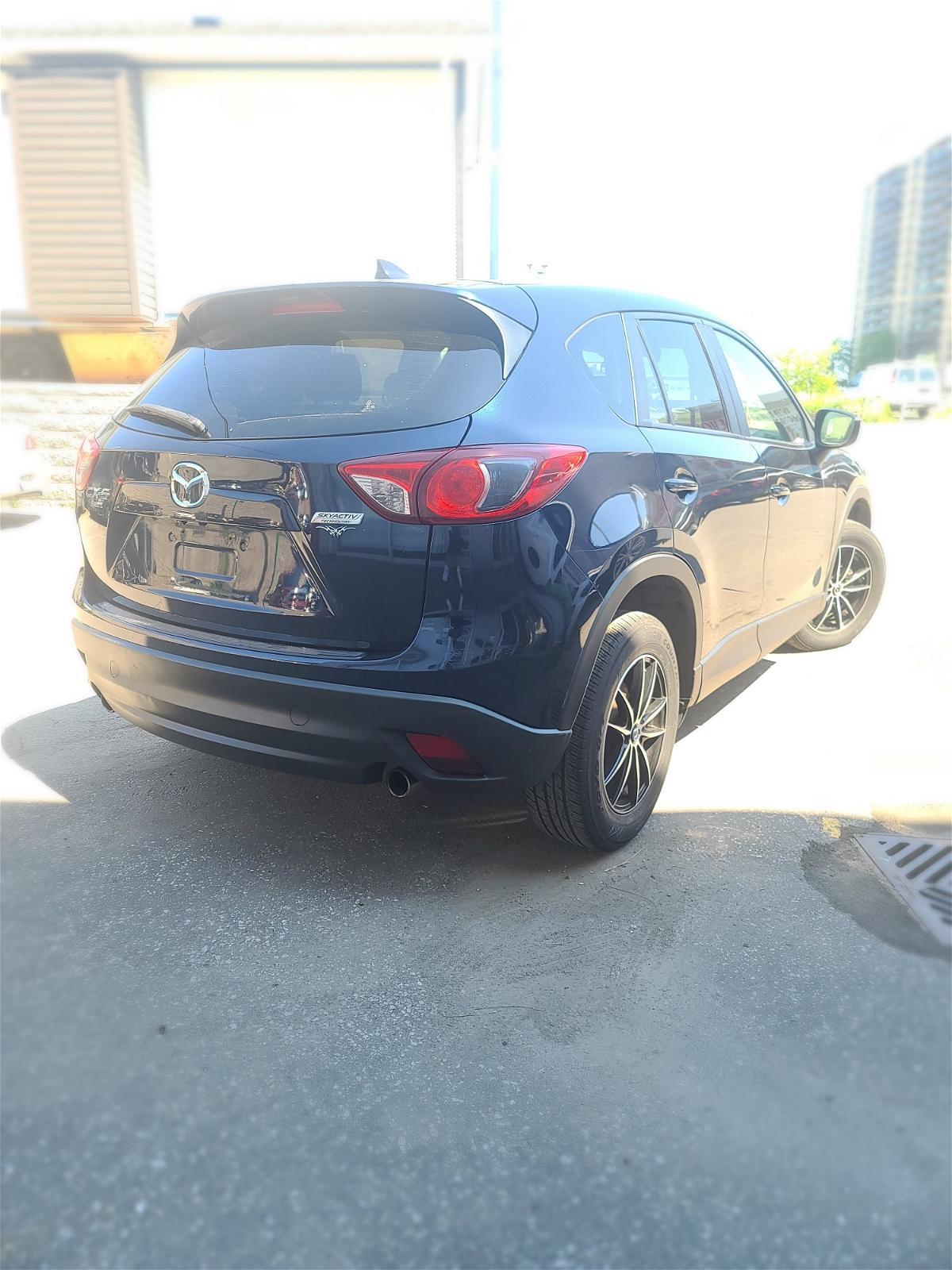 2016 - Mazda - CX-5 - JM3KE2CY8G0622273