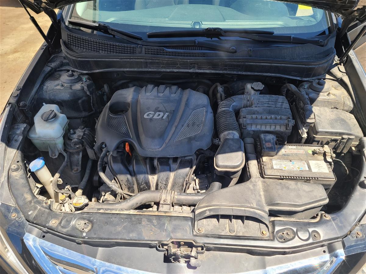 2013 - Hyundai - Sonata - 5NPEB4AC8DH560650