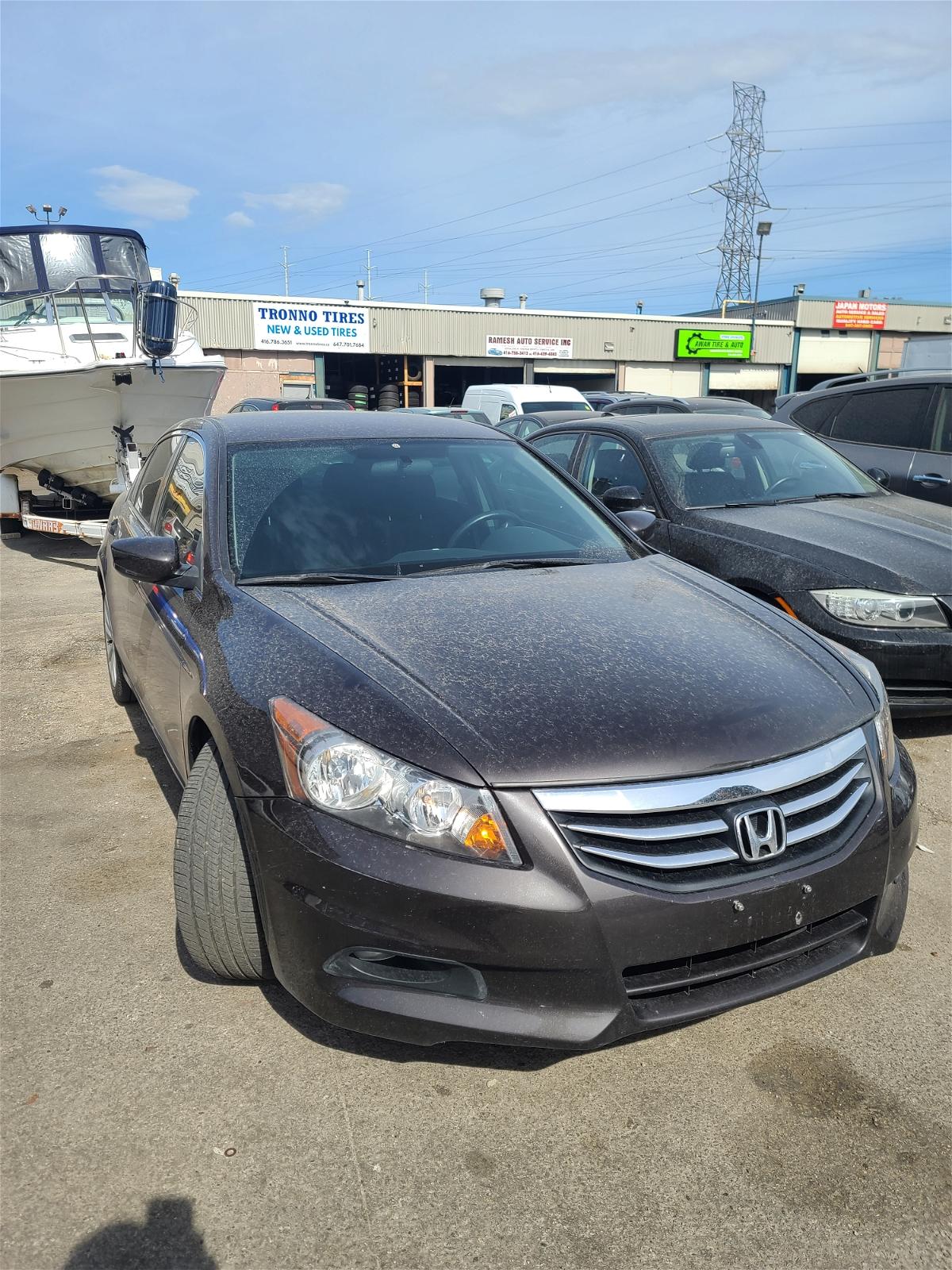 2011 - Honda - Accord - 1HGCP2F69BA802366