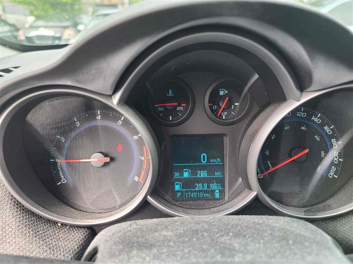 2012 - Chevrolet - Cruze - 1G1PF5SC0C7216582